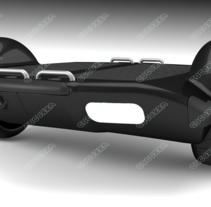 Smart-Trolley. Un proyecto de 3D de Tano Lombardo - 19-12-2015
