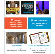 Newsletter visibilidad en todos los dispositivos móviles y gestores de correo. Um projeto de Web design de Esther Martínez Recuero         - 21.11.2015