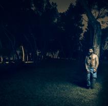 Luz Fantasma en Badajoz. Um projeto de Fotografia de marquez.photodesign         - 23.12.2015