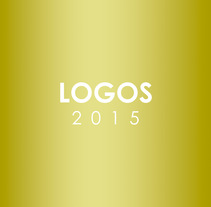 Logos 2015. A Design, Br, ing, Identit, and Graphic Design project by Matias Pescador - 27-12-2015