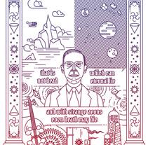 Ilustraciones vectoriales 2015. Un proyecto de Ilustración y Diseño gráfico de Julio López - 29-12-2015