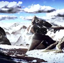 """""""Escampando"""" . Un proyecto de Ilustración, Fotografía, Paisajismo, Escenografía y Collage de Emilio Bianchi Román         - 04.01.2016"""