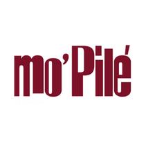 """Cartelería """"Mo'pile"""". Um projeto de Design gráfico de ERIKA CONRADO ARREDONDO         - 07.01.2011"""