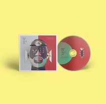 Album Art For Black Caesar. Un proyecto de Ilustración, Música, Audio, Dirección de arte, Diseño gráfico y Packaging de ElTrece (-_-    ) - 10-01-2016