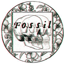 Fossil Logo. A Design, Illustration, Br, ing&Identit project by Dani Cambeiro - 15-06-2015