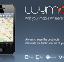 Wymob. A Graphic Design, Web Design, Web Development, and Video project by miodesign          - 30.09.2011