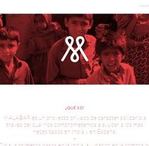 Proyecto Solidario Malabar - MADRID & INDIA. Un proyecto de Fotografía, Br, ing e Identidad, Artesanía, Bellas Artes y Desarrollo Web de Pilar Esteban         - 07.02.2016