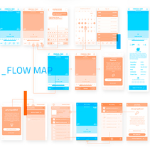 Flip app. A Design, UI / UX, Information Architecture&Interactive Design project by Xavier  Nadal         - 08.08.2015