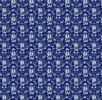 Digital Textile Design. A Design, Illustration, and Fashion project by Cristina sosa         - 08.02.2016