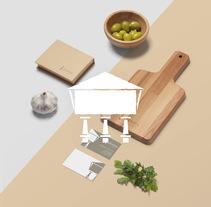 La Panera - Imagen Corporativa. A Graphic Design project by Alfredo Casasola Vázquez         - 11.02.2016