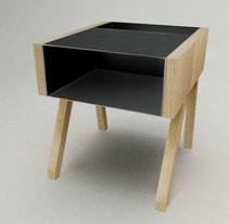 Linden Furniture. Un proyecto de Diseño, Diseño de muebles, Diseño industrial y Diseño de producto de Jesús Sotelo Fernández         - 13.02.2016