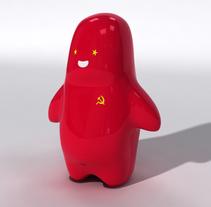 Algunos personajes . Um projeto de 3D, Design de personagens e Design gráfico de Gabriel Delfino - 31-12-2010