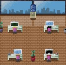 """""""Cómo los videojuegos me van a cambiar la vida"""". Un proyecto de Animación y Diseño interactivo de Isi Cano - Jueves, 11 de julio de 2013 00:00:00 +0200"""