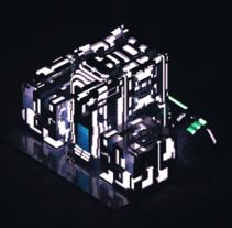 Voxel Art. Un proyecto de Diseño, Ilustración, 3D, Diseño de juegos y Diseño gráfico de Jefrey Jesús Oré - 28-02-2016