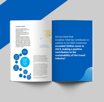 Informes Anuales SNGLR. A Editorial Design, and Graphic Design project by César Martín Ibáñez  - Mar 07 2016 12:00 AM