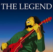 The legend. Un proyecto de Diseño, Ilustración, Eventos y Diseño gráfico de Alvaro Mendia Bravo         - 06.03.2016