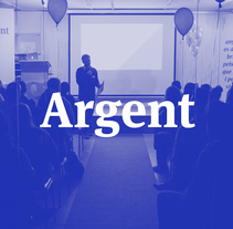 Argent. A Art Direction, Br, ing, Identit, and Graphic Design project by Sergi Solé         - 10.03.2015