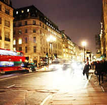 Piccadilly Circus. A Photograph project by David Polo Hernán         - 28.03.2011