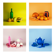 Bodegones Pantone. Un proyecto de Fotografía de José Manuel Ríos Valiente - Domingo, 13 de marzo de 2016 00:00:00 +0100
