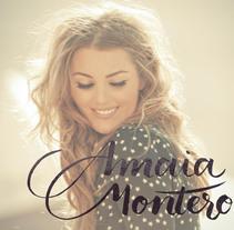 Amaia Montero. Um projeto de Caligrafia de Concha Ortega         - 12.03.2016
