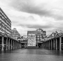 Plaza Sta Clara, Castellón. A Photograph project by Esther Mata         - 19.03.2016