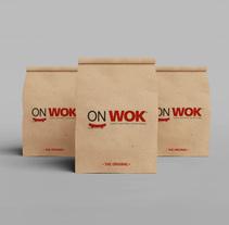 Diseño de Packaging para casa de Comida Oriental. A Design, and Packaging project by Graciana Prenz         - 19.03.2016