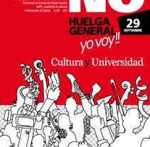 Acto Cultura y Universidad. Un proyecto de Diseño de Manu Díez         - 28.09.2010
