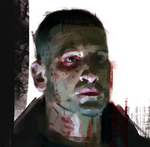 THE PUNISHER / DD2. A Film, and Comic project by Ismael Alabado Rodriguez - Mar 29 2016 12:00 AM