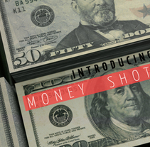 Money Shots. A Motion Graphics, 3D, and Animation project by Johnathan B - May 14 2015 12:00 AM