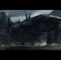 Prometheus. A 3D, and VFX project by Xuan Prada - 04-04-2016