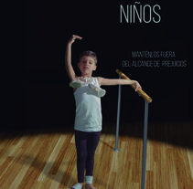 Auténticos niños. A Design, and 3D project by estelamedinadesign         - 04.04.2016