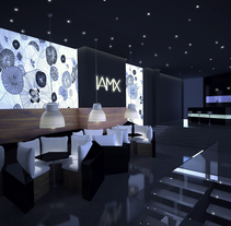 IAMX. A Design, 3D, Interior Architecture, Interior Design, and Lighting Design project by Blanca Sánchez Valero         - 05.04.2016