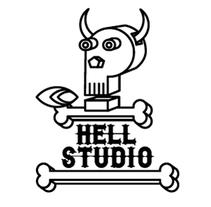 Hell Studio. Un proyecto de Br, ing e Identidad e Ilustración de Luisa Sirvent - Jueves, 07 de abril de 2016 00:00:00 +0200