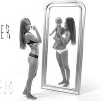 La Mujer en el Espejo. Um projeto de Fotografia, Moda e Marketing de Víctor  de Vicente - 13-06-2014