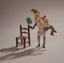 promo Tenderete XI, Festival de Autoedición de Valencia: https://vimeo.com/149555918. Un proyecto de Animación de Carla Protozoo         - 21.12.2015