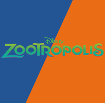 Social Media. Zootropolis. A Advertising, Cop, writing, Film, and Social Media project by Alba López López         - 14.04.2016