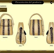 diseño de carteras inspirados en Mc Queen. A Accessor, Design, and Product Design project by natalia Del Toro         - 14.04.2016