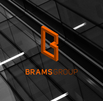 Brams Group. A Design, Art Direction, Br, ing, Identit, Design Management, Editorial Design, and Graphic Design project by Arturo Hernández - Apr 25 2016 12:00 AM