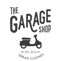The Garage Shop. A Br, ing, Identit, and Graphic Design project by Mar Suárez - 14-04-2016