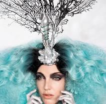 """Concurso de peluqueria """" Figaro 2015"""". Um projeto de Design, Artesanato, Eventos, Moda e Design de produtos de Vladimir Straticiuc         - 04.05.2016"""