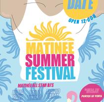 Proyecto: MATINEE. Um projeto de Animação, Direção de arte, Artes plásticas e Design gráfico de Susana López         - 09.05.2016