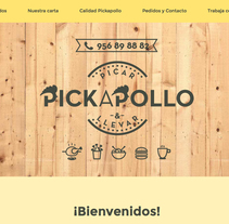 Web corporativa Restaurante. A Web Development, Web Design, and Marketing project by Chelo Fernández Díaz - Apr 15 2016 12:00 AM