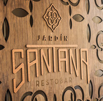 Jardín Santana. A Br, ing&Identit project by Christian Pacheco - May 11 2016 12:00 AM