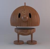 Animum School: Bumble. Um projeto de 3D de Erika Beatriz Fernández Martínez         - 10.05.2016