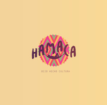 Hamaca: Branding. A Art Direction, Br, ing, Identit, and Graphic Design project by Martin de Frutos Zambrano - 15-05-2016