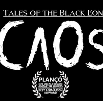 Tales of the Black Eon - CAOS    (Proyecto Final de Animación CFGS). A Illustration, Film, Video, TV, 3D, Animation, Character Design, Game Design, Lighting Design, Post-Production, Set Design, Comic, Film, and VFX project by Toni Mortero         - 31.01.2016