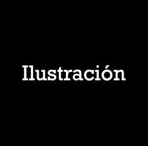 Ilustración. Un proyecto de Ilustración y Serigrafía de Oscar Gómez Trigo - 22-05-2016