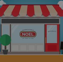 Noel Alimentaria - Campaña Facebook. Um projeto de Marketing e Mídias Sociais de José Núñez Checo         - 24.02.2016