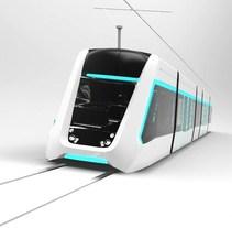 Tranvía 3D. A 3D, Automotive Design, and Product Design project by Noelia Muñoz         - 24.05.2016