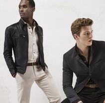 Tim Schumacher & Jamel Gordon-Lynch. A Fashion project by Victor Fernandez         - 04.06.2016